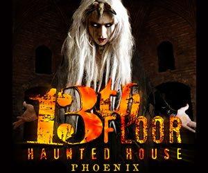 Chandler haunted houses your guide to halloween in chandler for 13th floor phoenix arizona