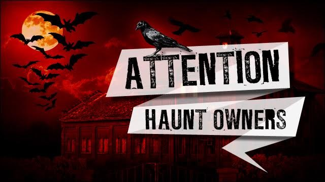 Attention Chandler Haunt Owners